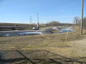 Wood River Pump Station Haul Road Project-Fall 2013